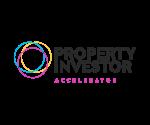 Property investor logo - black version